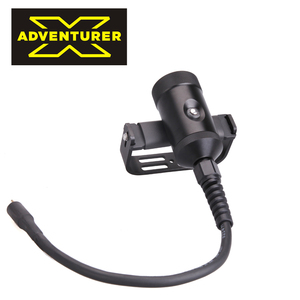 T1800SE E/O Cord LED Primary Tech focus Light Technical Dive Spotlight for cave diving handhold torch Underwater accessory Scuba