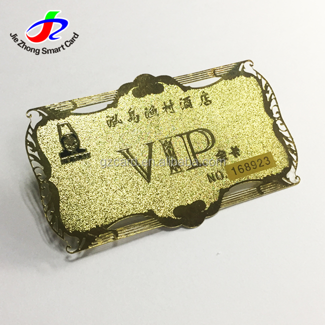 High quality &low price Stainless Steel Metal Business Card