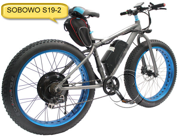 Electric Bicycles For Sale >> Electric Bike 1000w 48v 26 Fat Tyres E Bike Brushless Motor Electric