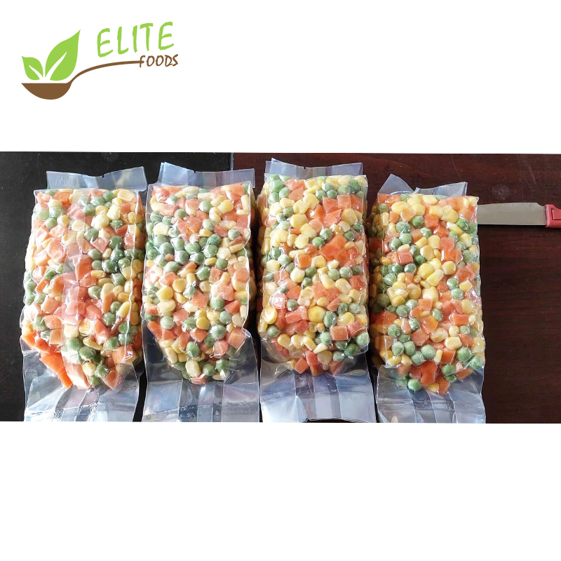 냉동 캘리포니아 mixed vegetableswith good price