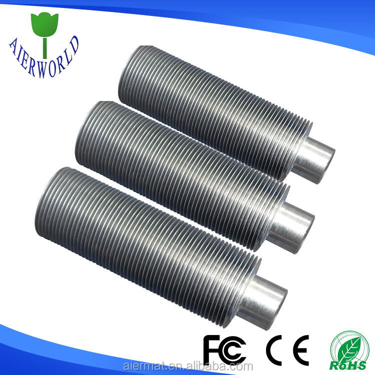 Heat Exchange Stainles Steel Finned Tube