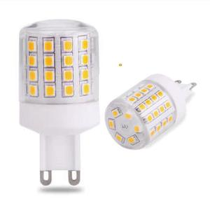 Ceramic T27 5W G9 LED bulb G9 dimmable LED corn light lamp G9 led bulb E11 LED Lamp T27 G9 LED Corn Light bulb