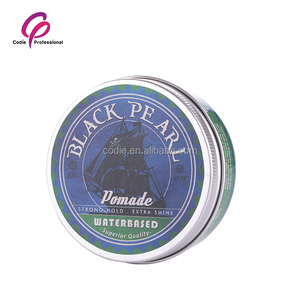 2017 fashion hair care pomade professional hair pomade/wax to make hair elastic,shine
