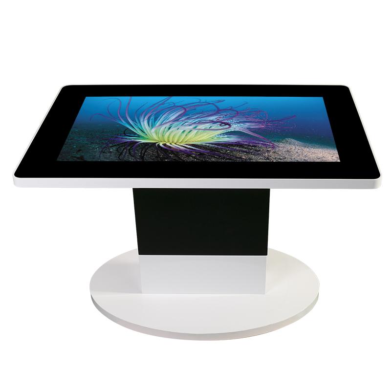 Table Le Nouveau Basse Avec Pc Xnabdq D`écran Mini 42 Design Tactile cKuF35Tl1J