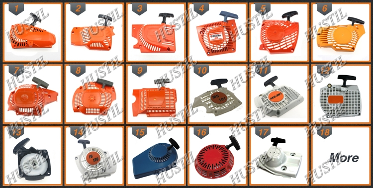 Chain Saw Starter Hus ST Partner Oleo Mac Chain saw Parts