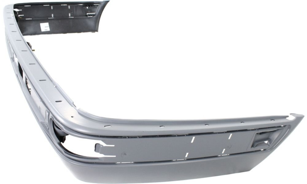 New Evan-Fischer EVA17872029931 Rear BUMPER COVER Primed Direct Fit OE REPLACEMENT for 1996-1999 Mercedes Benz *Replaces Partslink MB1100128