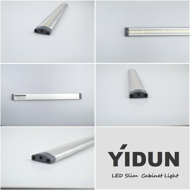 3w Led Cabinet Lights,Round Slim Cabinet Lights,Led Kitchen ...