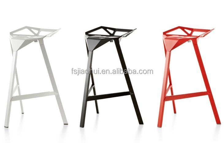 Magis Stool One Three Legged Metal High Chair Buy High