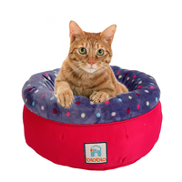 Washable memory foam small Cat Bed