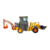 Mini wheel loader with backhoe machine gold digger mini wheel loader with prices