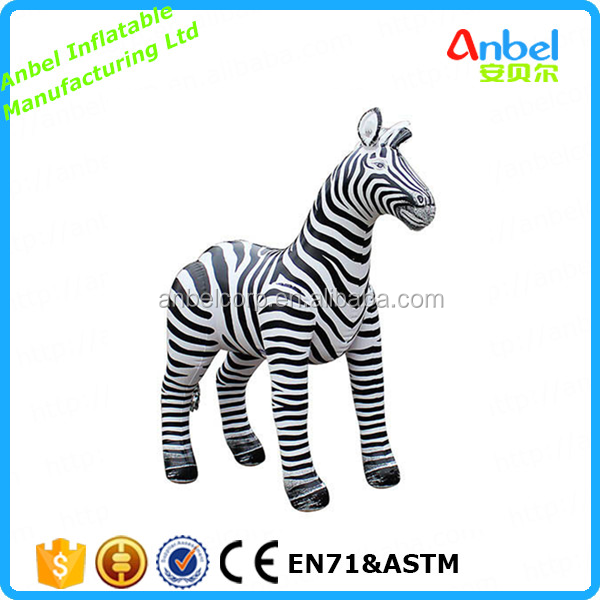 anbel interested inflatable animal and Sport Baby Bop J Inflatable zebra
