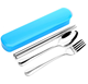 Stainless steel knife / spoon / fork / cutlery set Travel environment-friendly Tableware Camping Picnic Set