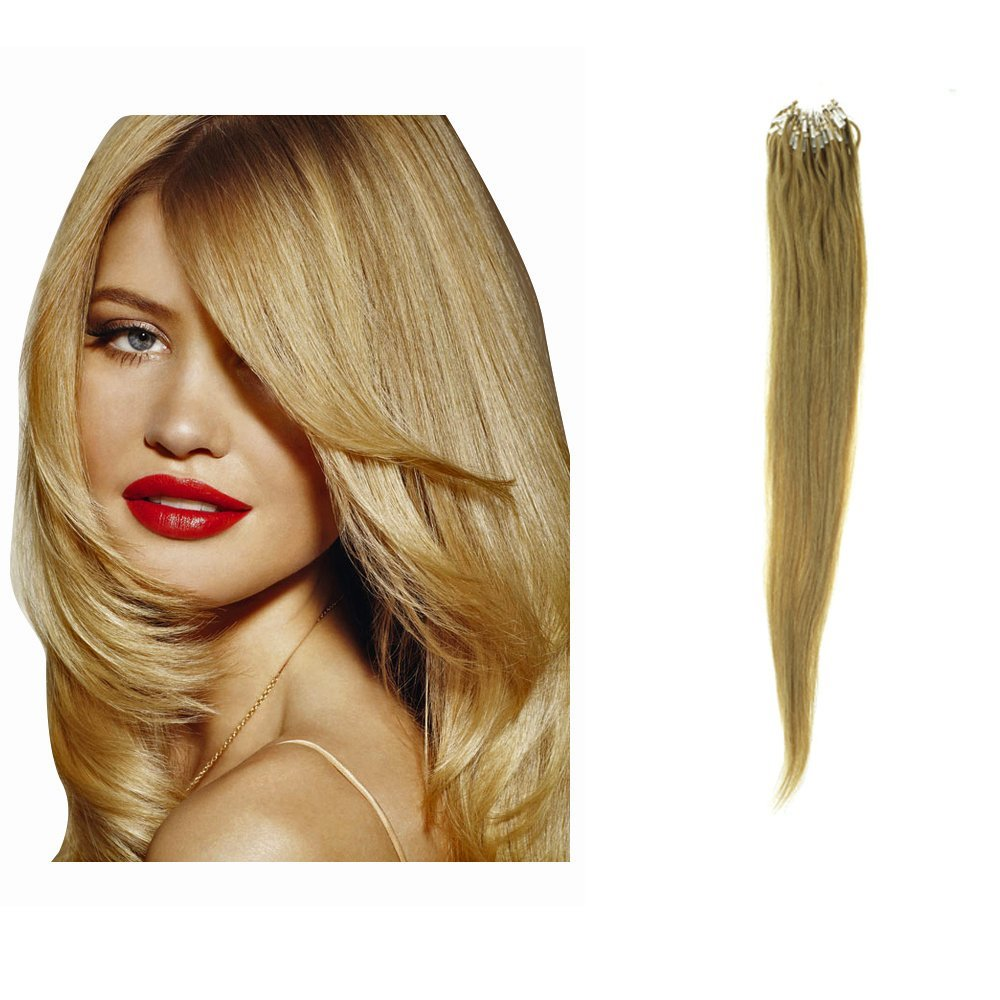 Buy Hairextensionsale Micro Loop 100 Remy Human Hair Extensions