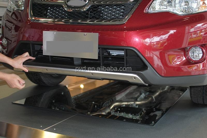 Stainless Steel Bumper Depan Dan Belakang Skid Plate Untuk Subaru Xv Bumper  Guard Aksesoris Mobil Dari Pouvenda - Buy Product on Alibaba com