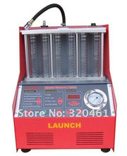 CNC602A ultrasonic fuel injector cleaner & tester Launch CNC602 original Launch injector cleaner