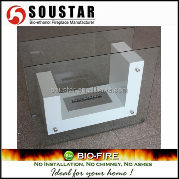 2017 Factory Direct Sale Decorative Free Standing Bio Ethanol Kamin