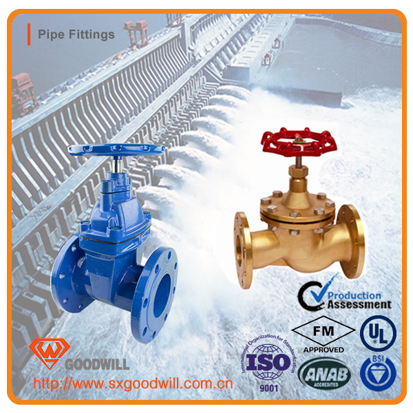 cast brass globe valve 600lb pipe fittings