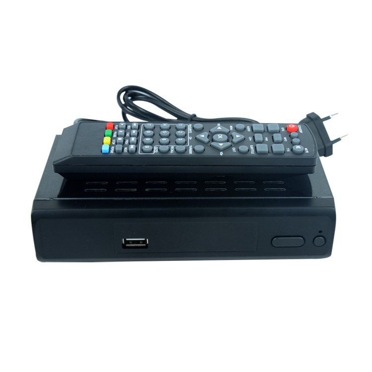 New Product H.265 DVB-T2 Digital Receiver for Europe Market like Germany H.265 T2