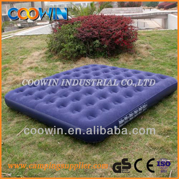 hot sale queen size home furniture air bed