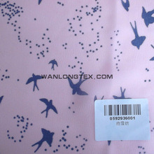 Printed Chiffon Fabric For Lady Skirt, Long Dress,Blouse