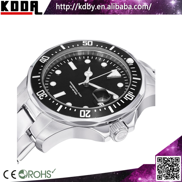 20 bar water resistant watch newJapan movement quartz or autom movt us submarine roles watch