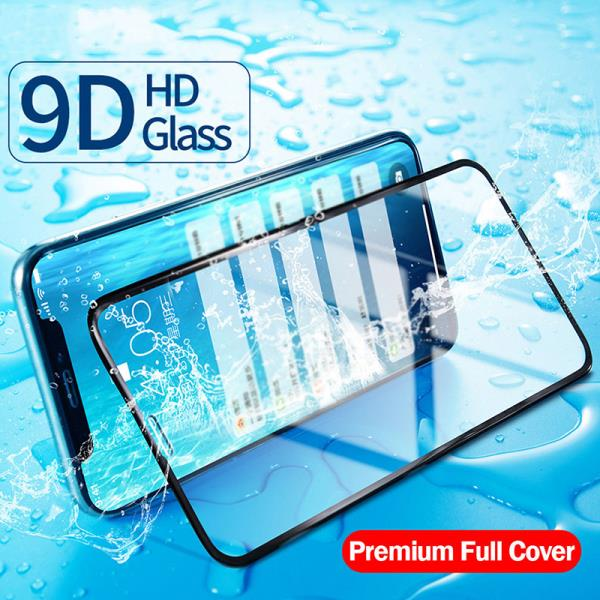China maker 3d curved tempered glass screen protector for iphone XR