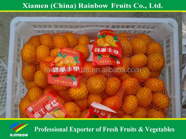lime fruit of Nanfeng Baby mandarin
