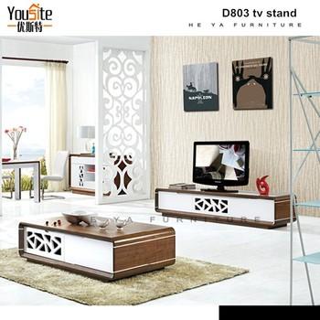Mdf Tv Wall Unit Design Living Room Wood Wall Panel Tv Cabinet D803