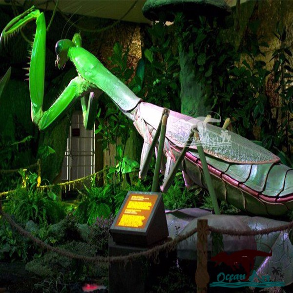 OA5134 Amusement park insect animatronic for sale