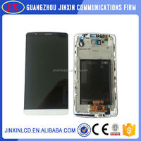 Wholesale factory price reparing parts for LG G3 D857 lcd and touch screen digitizer