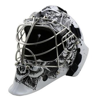 2018 Hockey Goalie Mask Carbon Fiber Goalie Helmet With Water