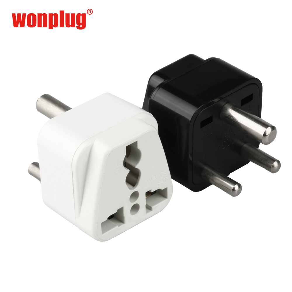 China India Travel Adapter Manufacturers Using A Screw Or Plug Against On Wiring Socket South Africa And Suppliers