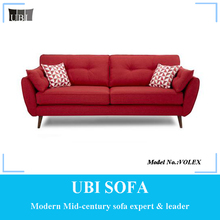 Dubai upholstered living room sofa MY213