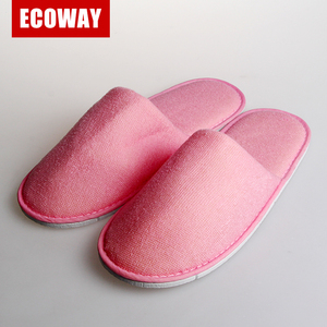 356a598201d Pink Hotel Slippers