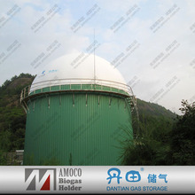 AMOCO durable biogas digester tanks/plant