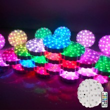 Bright Wedding Table Centerpiece 6 Inch LED Vase Light for Wedding Table