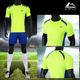 oem custom breathable football jersey soccer wear training suit