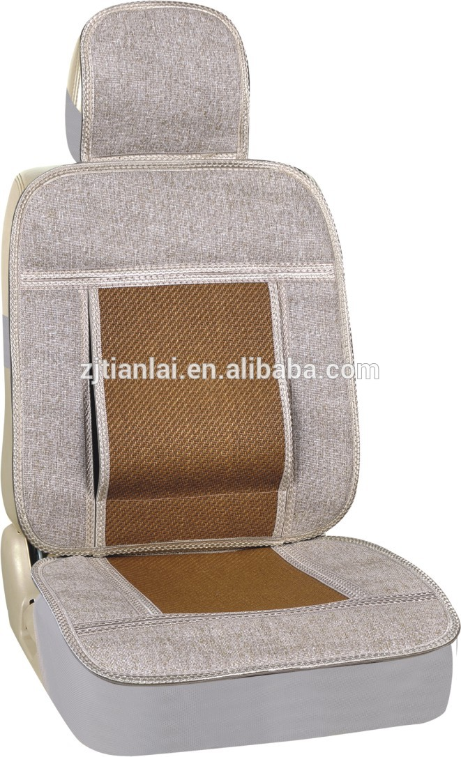 pet car seat cover 3 d full package cushion bamboo car seat cushion for wholesales