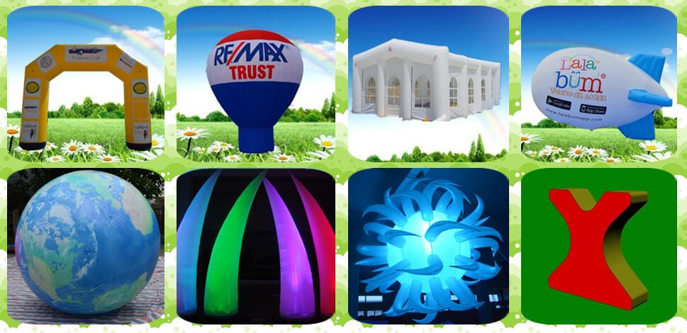 Glow Inflatable Arch Promotional Lighted Inflatable Arch led inflatable arch H1098