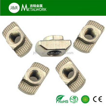 M4 M6 M8 stainless steel SS304 t shape slotted nut