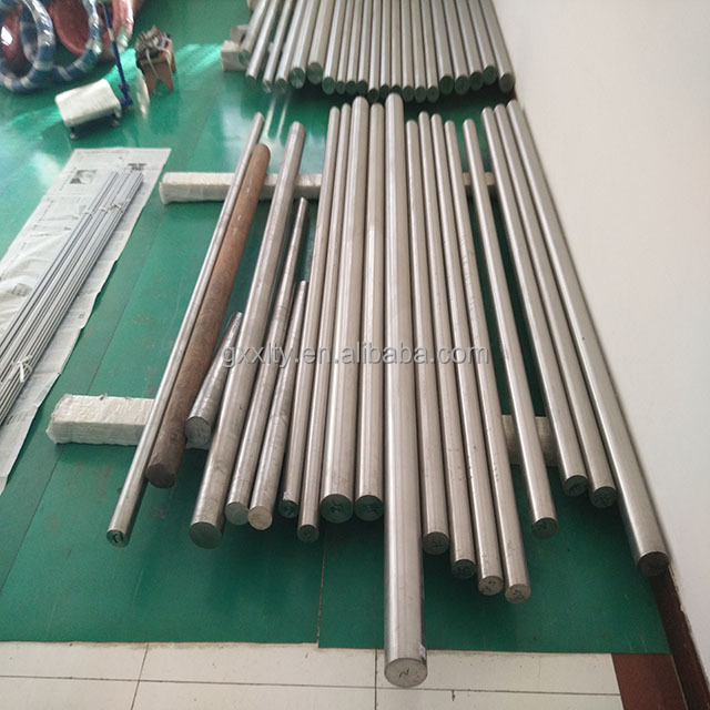 China factory supply GR5 Ti 6Al 4V Titanium bar/rod