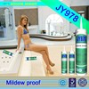 Alibaba Top Recommend JY978 mildew proof silicone sealant for baths ceramic tiles