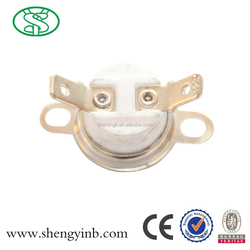 oven parts type electric oven bimetallic thermostat