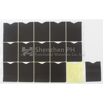 Strip Shape Rolls magnetic material Industrial Magnet Application High Energy Flexible Self Adhesive Magnets