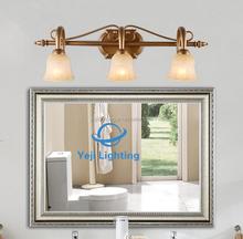 venta caliente llev la luz de pared lmpara de pared espejo de bao luz espejo moderno