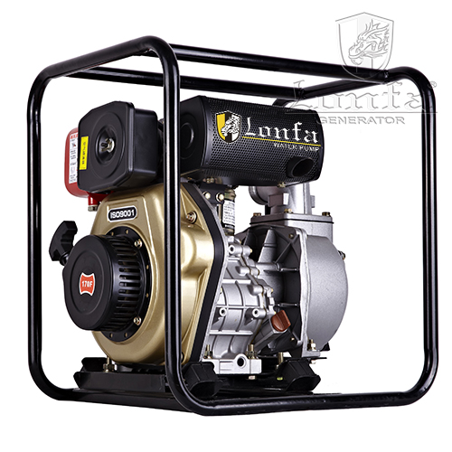 2inch 178F Engine Kama Type Diesel Centrifugal Water Pump for Sale
