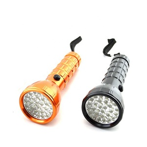 Aluminum alloy 28led bright 395nm amber multifunction uv 28 led flashlight