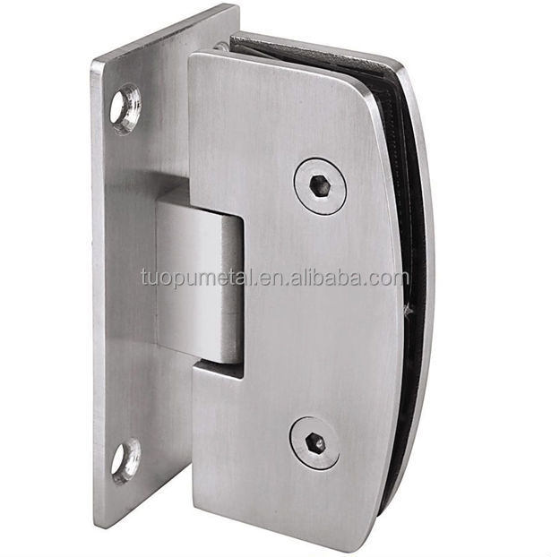 China manufacturer shower door hinges stainless steel 90 degree bathroom hinge fixed Angle bathroom door hinge. China Manufacturer Shower Door Hinges Stainless Steel 90 Degree