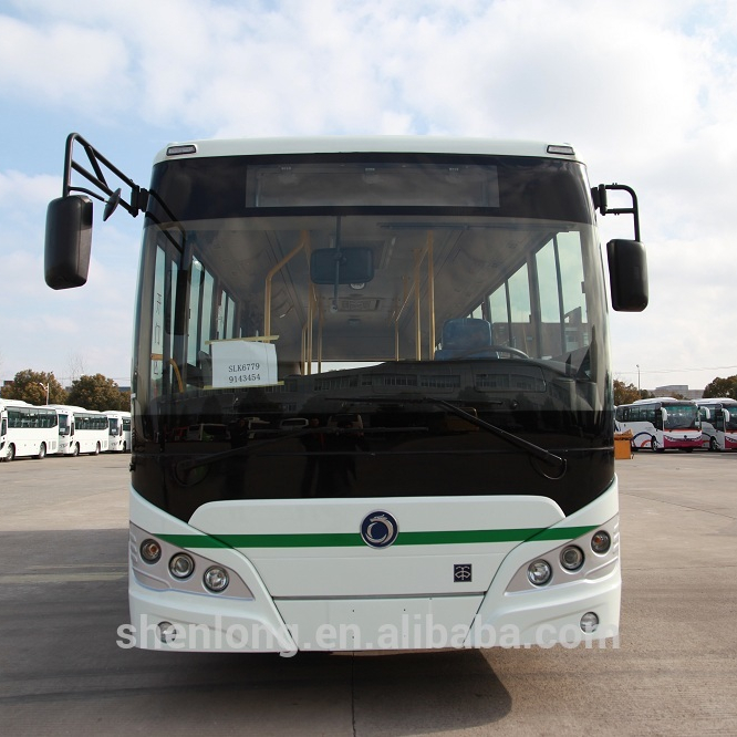 city bus with bus route stop led display screen SLK6909AU