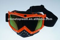 2012 Fashion 720P HD 120 Degree Video Skiing Goggles Camera with Wireles Remote Control